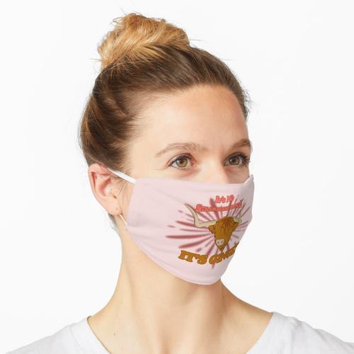 Es ist kein Erdbeerblond .... Es ist Ingwer. Maske