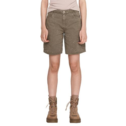 Noisy May Lucky Longboarder Cargo Shorts Damen-Short - khaki
