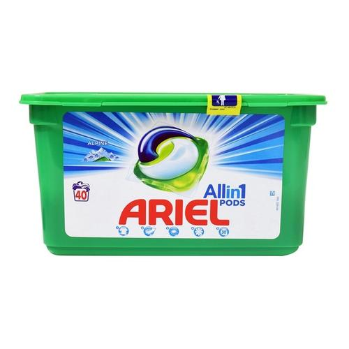 Ariel All-in-One Pods: 40