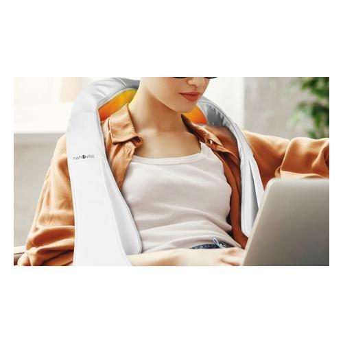 nah-vital Shiatsu-Massagegerät für Knet- und Vibrationsmassage