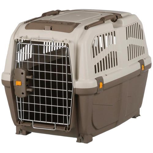 TRIXIE Tiertransportbox Skudo, in versch. Größen braun Hundetransport Hund Tierbedarf