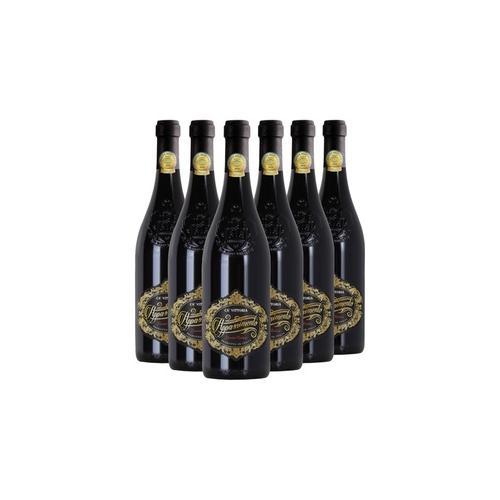 Ca Vittoria Appassimento Rotwein: 6 Flaschen