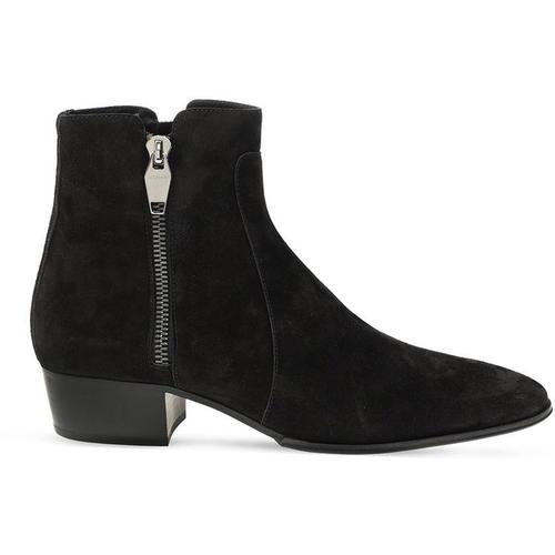 Balmain Beatle heeled ankle boots