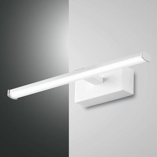 LED Badleuchte Nala IP44 in Weiß 90x300mm