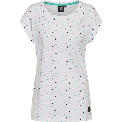 WLD Sea of Dreams III T-Shirt Damen in white, Größe S