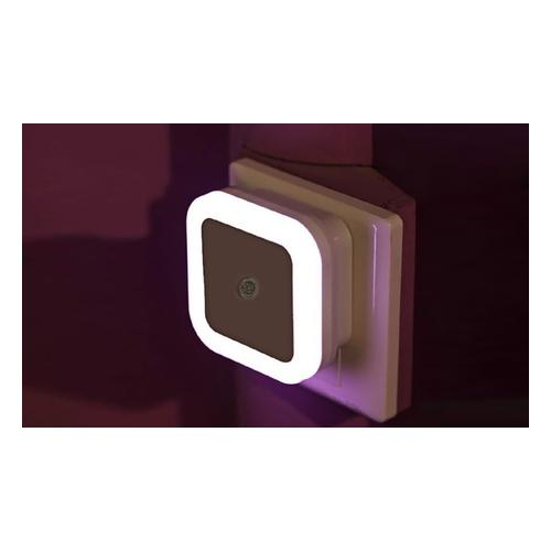 Steckdosen-LED-Nachtlampe: 1
