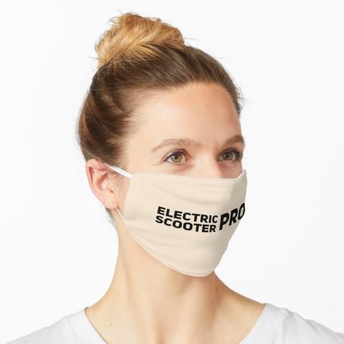 Elektroroller Pro Maske