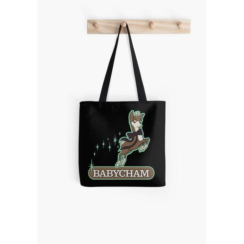 BABYCHAM All Over Print Tote Bag