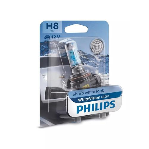 H8 WhiteVision Ultra (1 Stk.) | Philips