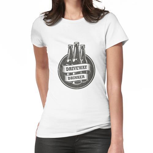 Auffahrt Trinker Frauen T-Shirt