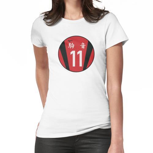 Haikyuu Lev Haiba Trikot Frauen T-Shirt
