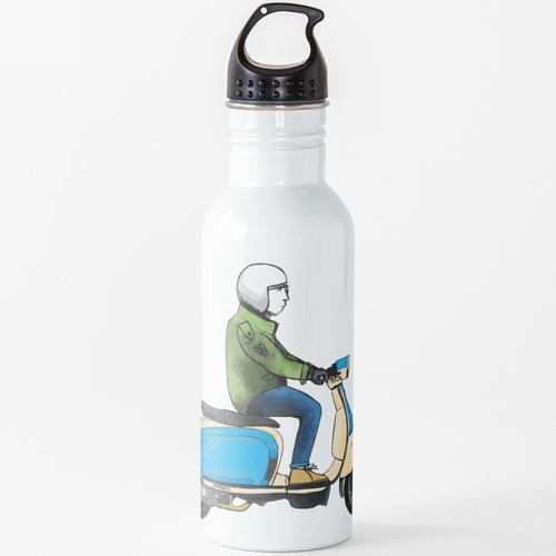 SC: SCOOTERIST - SCOOTER - RA - TG - (B) Wasserflasche