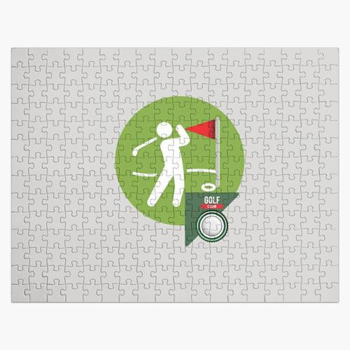 Golfclub Puzzle