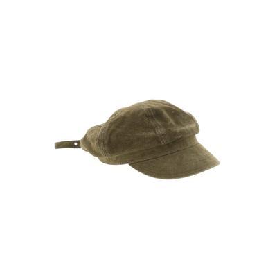 Hat: Green Accessories