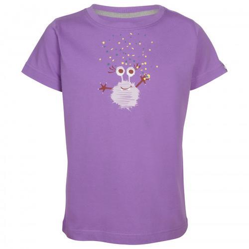 Elkline - Kid's Monsterchen - T-Shirt Gr 140/146 lila/rosa