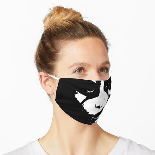 Säure Abtreibung Kleidung Maske