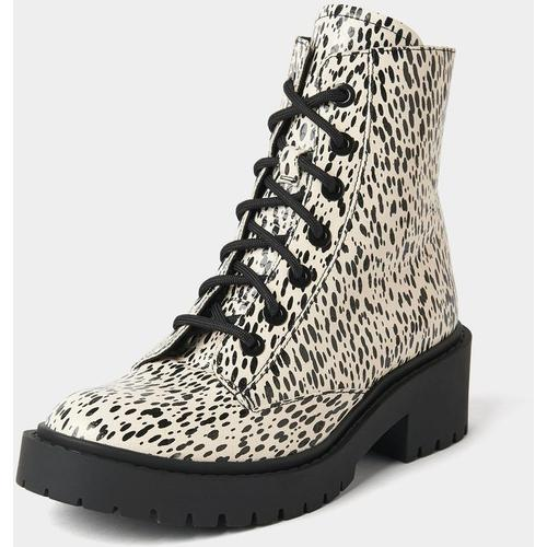 KENZO Boots mit Allover-Muster