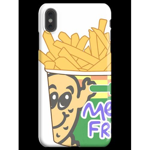 Kartoffelecke Mega Fries iPhone XS Max Handyhülle