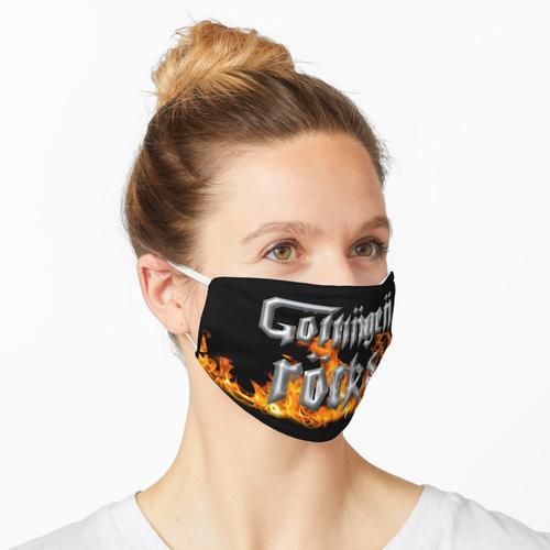 Göttingen Rocks Maske