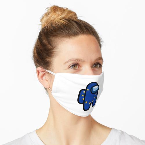 Unter Europa Europa Maske