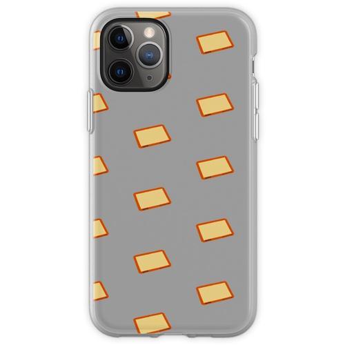 Silpat Aufkleber Flexible Hülle für iPhone 11 Pro