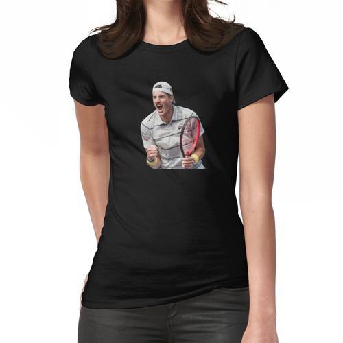 John Isner Frauen T-Shirt