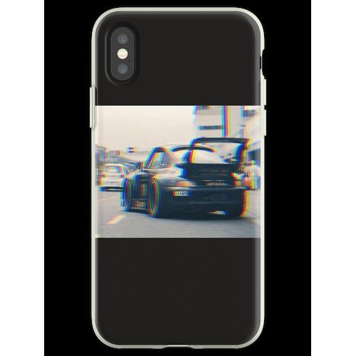 Porsche RWB Porsche Flexible Hülle für iPhone XS