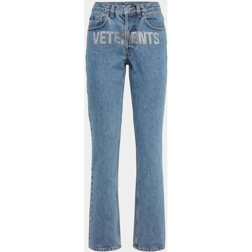 Vetements Mom Fit Jeans