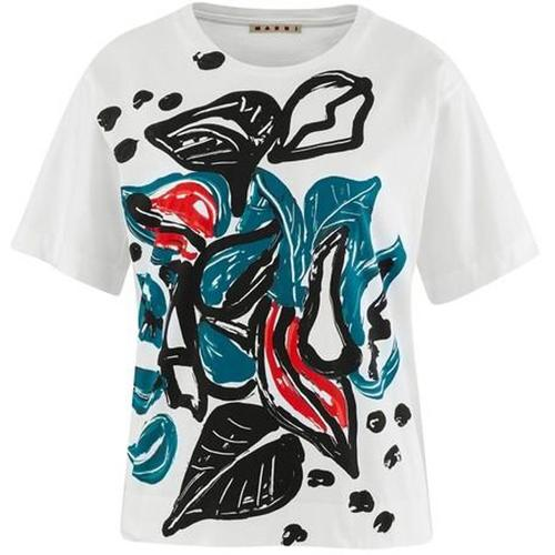 Marni Bedrucktes T-Shirt