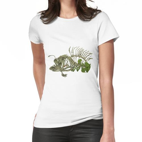 Anglerfisch-Aquarium Frauen T-Shirt