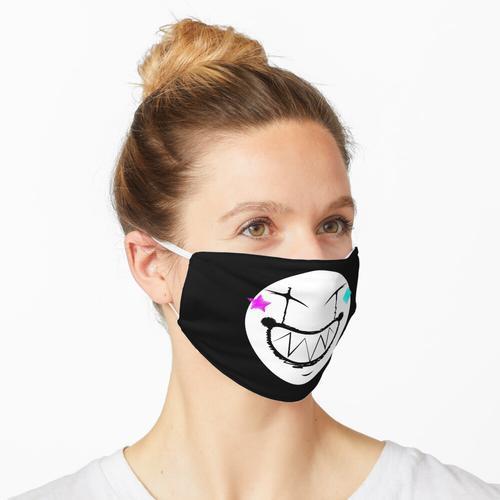 Grinsender Narr Maske