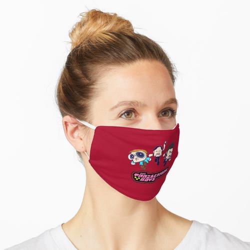 Puff Trailer Maske