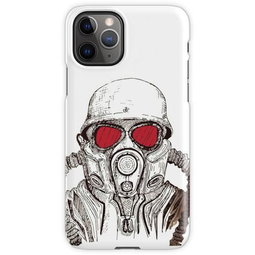 Gaspegel iPhone 11 Pro Handyhülle