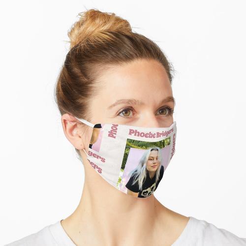 Phoebe Bridgers Reisekrankheit Kyoto Punisher Maske