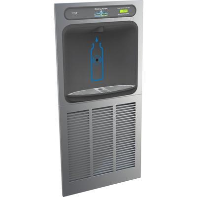 Elkay HTHBGRN8LM-NF In Wall Bottle Filling Station w/ Sensor Activation - Refrigerated, Non Filtered
