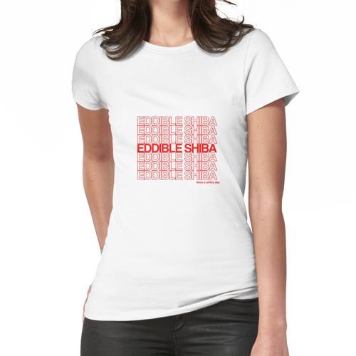 Essbarer Shiba Frauen T-Shirt
