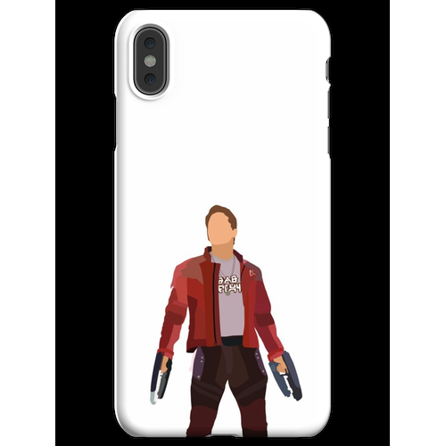 Starlord (GoG) iPhone XS Max Handyhülle
