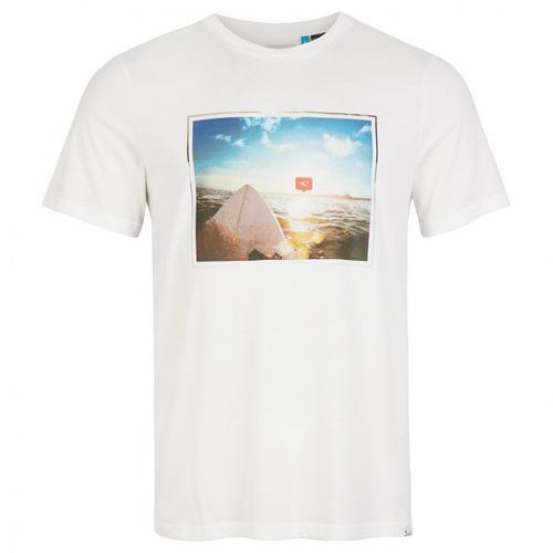 O'Neill - LM Surfers View T-Shirt Gr S weiß