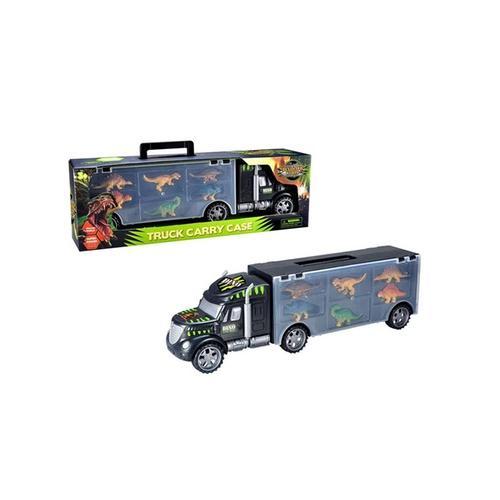 Lkw-Transporter für 6 Dinosaurier