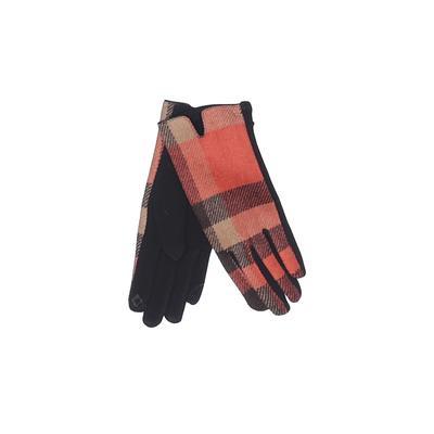 Laon Fashion Gloves: Orange Accessories