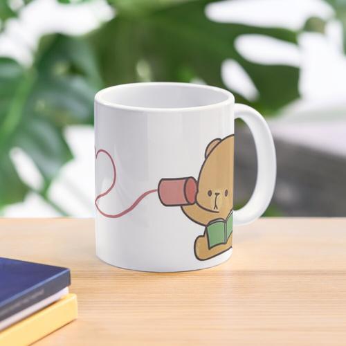 süße Cartoon Bären Tasse