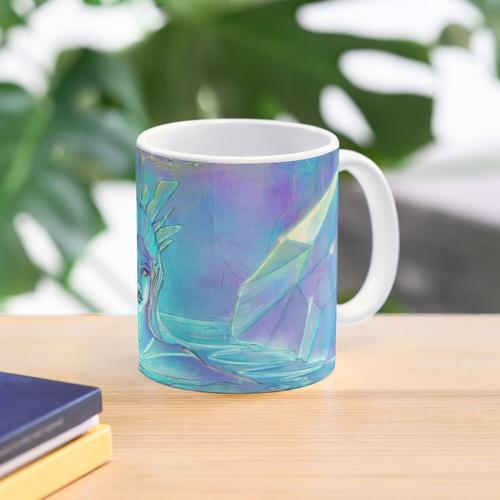 Kristallhöhle Tasse