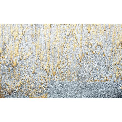 Consalnet Papiertapete »Goldene Kleckse«, geometrisch