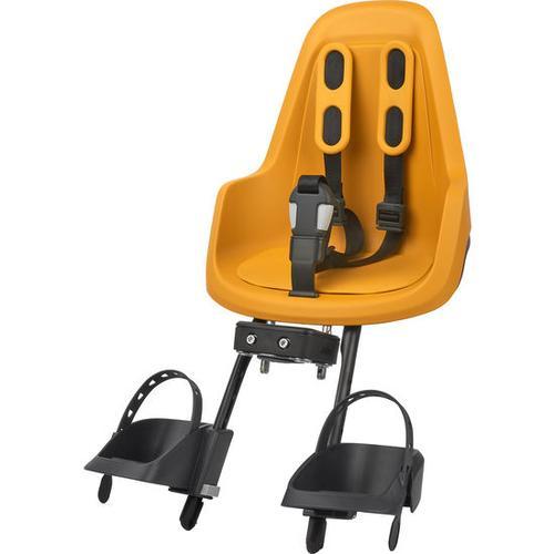 Fahrradsitz vorne ONE Mini, gelb