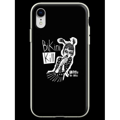 Bikini Kill Band Punkrock Bikini Kill Slayer Band Bikini Kil Bikini Kil Flexible Hülle für iPhone XR