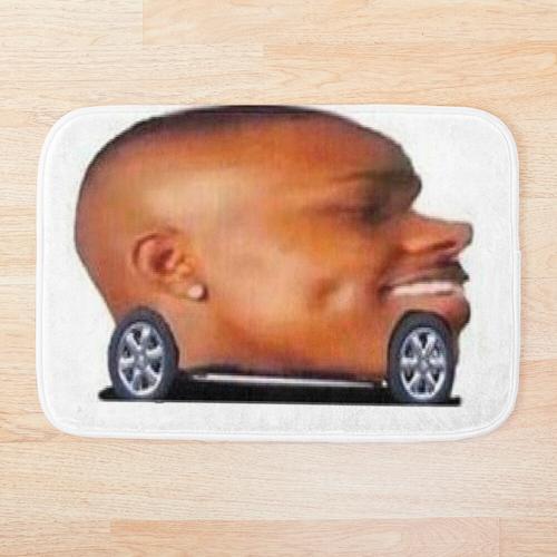 DaBaby Auto Badematte