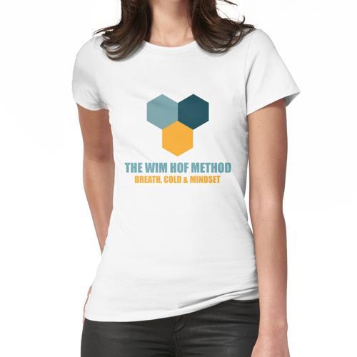 Die Wim Hof Methode Atemtechnik Frauen T-Shirt