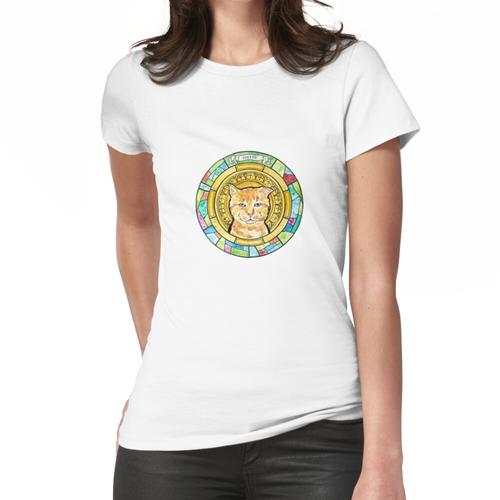 Kreisglas Giotto Frauen T-Shirt