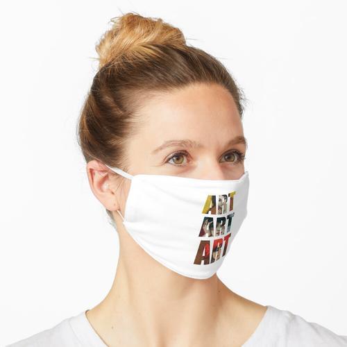 Kunst Kunst Kunst Maske