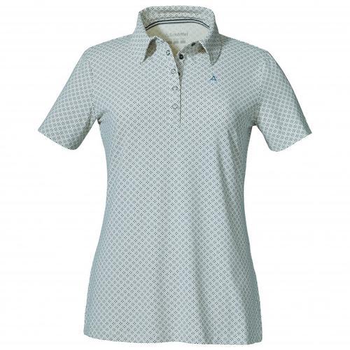Schöffel - Women's Polo Shirt Altenberg1 - Polo-Shirt Gr 44 grau